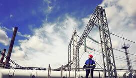 Implantação de Subestações de Energia, Usinas e Instalações Industriais